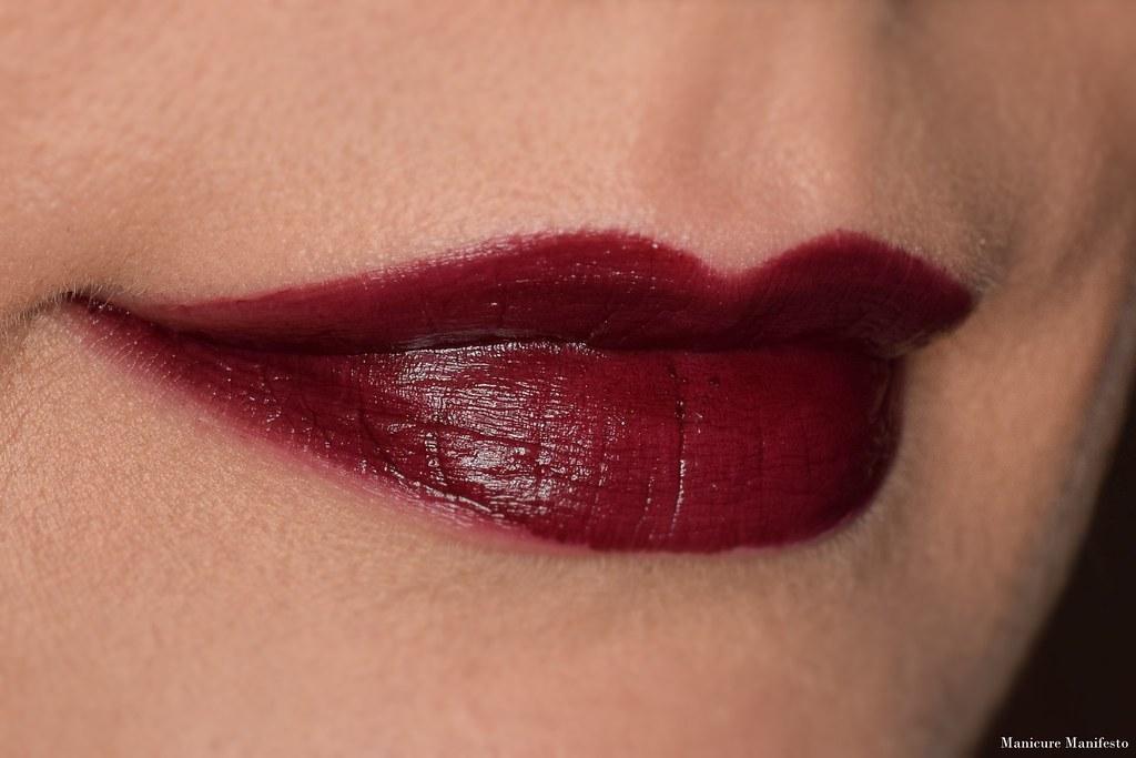 Bite Beauty Matte Creme Lip Crayon Truffle review