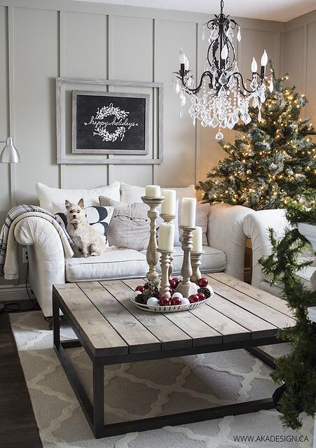 Casa navideña_ Rojo Valentino Blog 14