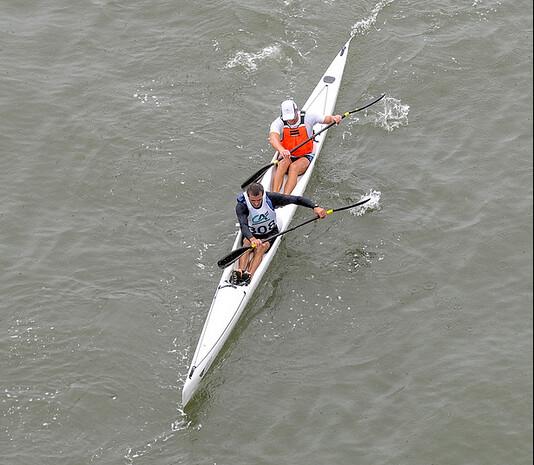 ocean racing championnat france 2015 Lorient kayak merathon
