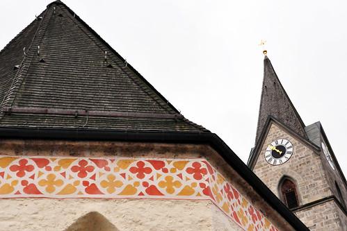 Seebruck am Chiemsee Kirche St. Thomas und St. Stephan Foto Brigitte Stolle Oktober 2015