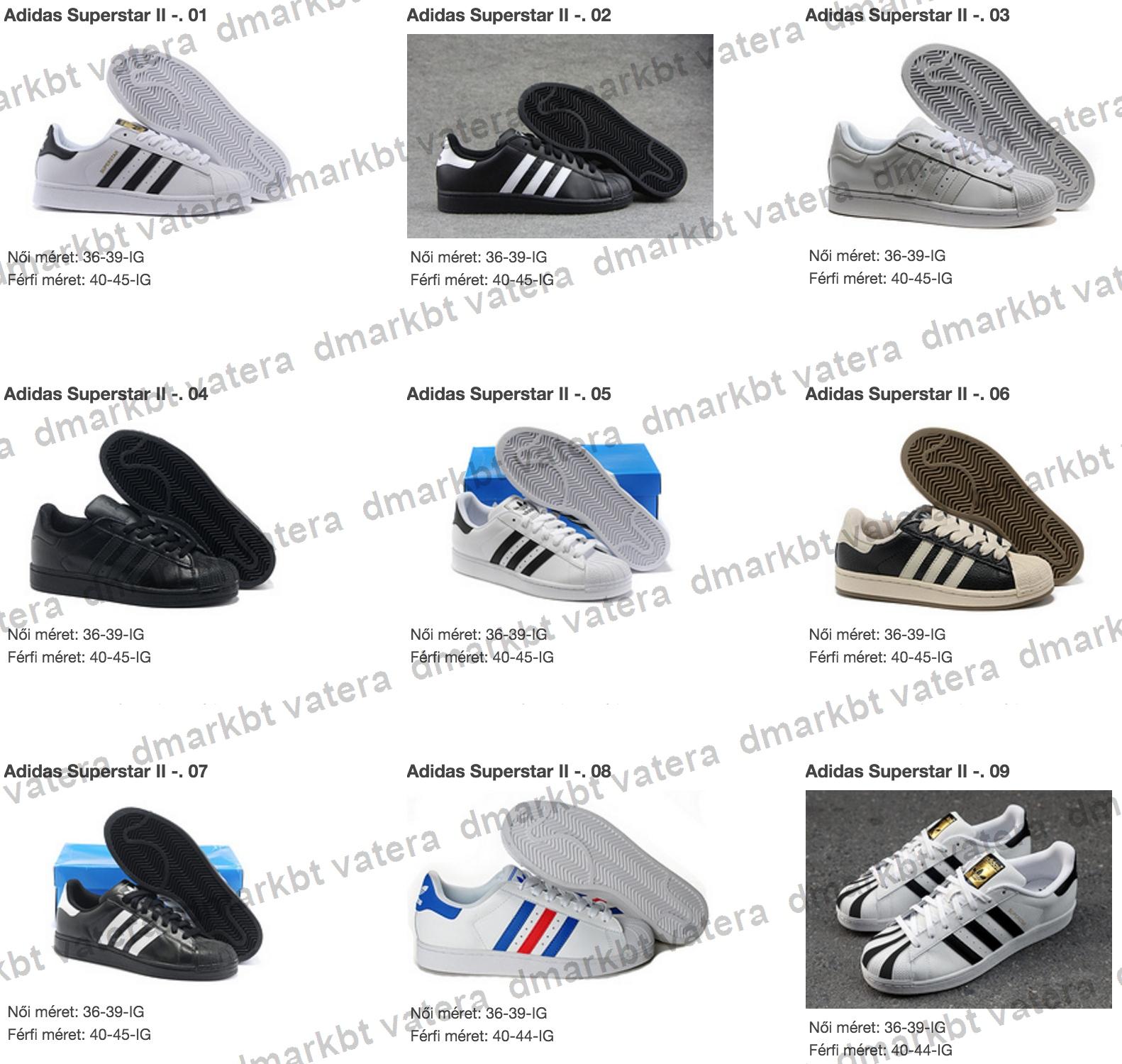 060c973ed6 A cipők az alábbi képeken látható színekben és designokban elérhetőek  (Sajnos jelenleg 44-es a legnagyobb méret amelyben rendelhető).