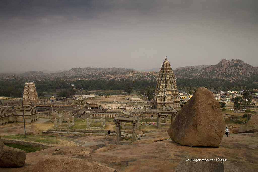 Ruinas de Hampi, India