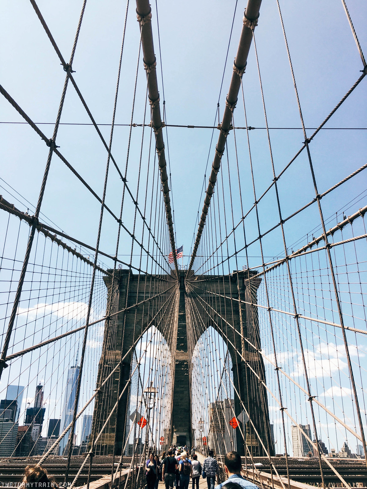 30156363513 b83c6fd2a3 h - USA 2016 Travel Diary: My adventures in crossing the Brooklyn Bridge