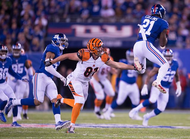 NFL Giants v Bengals 164