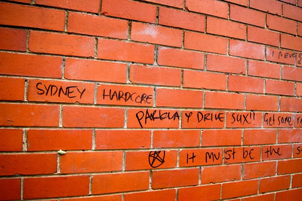 Sydney hardcore