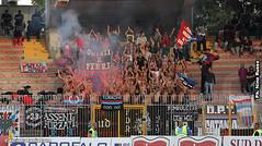 Lecce-Catania: presentazione Fuori l'orgoglio!