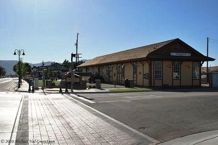 Tehachapi Depot