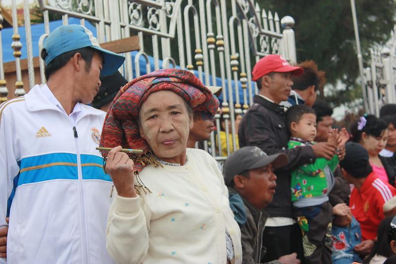 Инле, Мьянма,народности