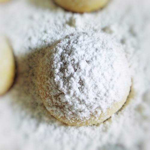 Snowball,  Melting Moments, melt in your mouth, christmas cookies, Cookies, recipe,  cornstarch, 雪球, 融化時刻, 餅乾