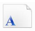 新版 CSP 的字型顯示問題