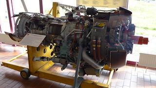 Triebwerk Rolls-Royce Tyne Rty20 Mk.21