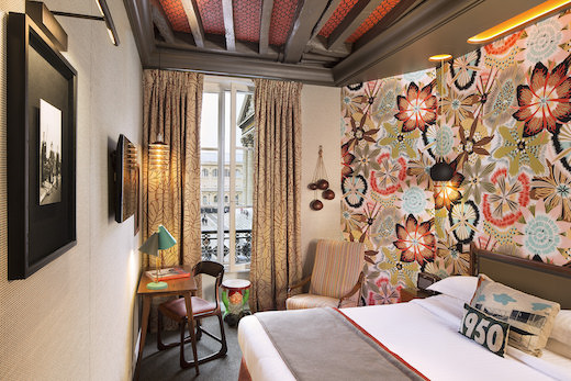 Hôtel les Dames du Panthéon **** Paris - book on our website for the best rate guaranteed!