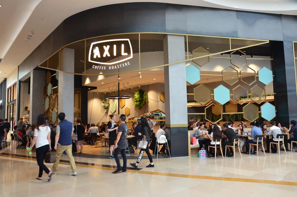 Axil Coffee Roasters Cafe