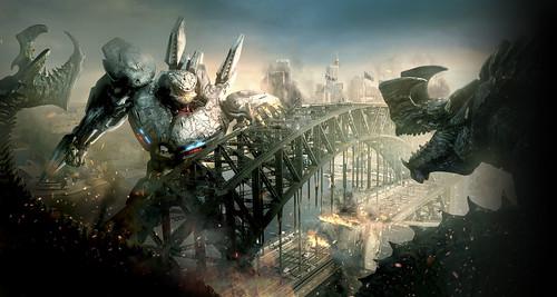 161110(2) - 巨大機器人怪獸片、環太平洋第2集《Pacific Rim: Maelstrom》今天在雪梨正式開鏡!【12/18更新】