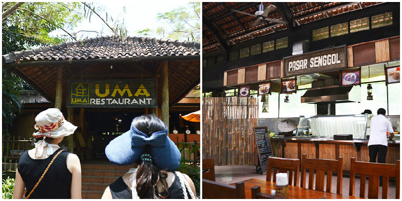 12. Uma Restaurant collage
