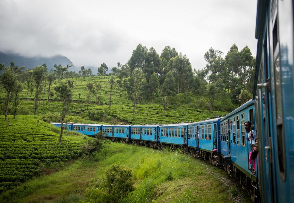 train trip essay