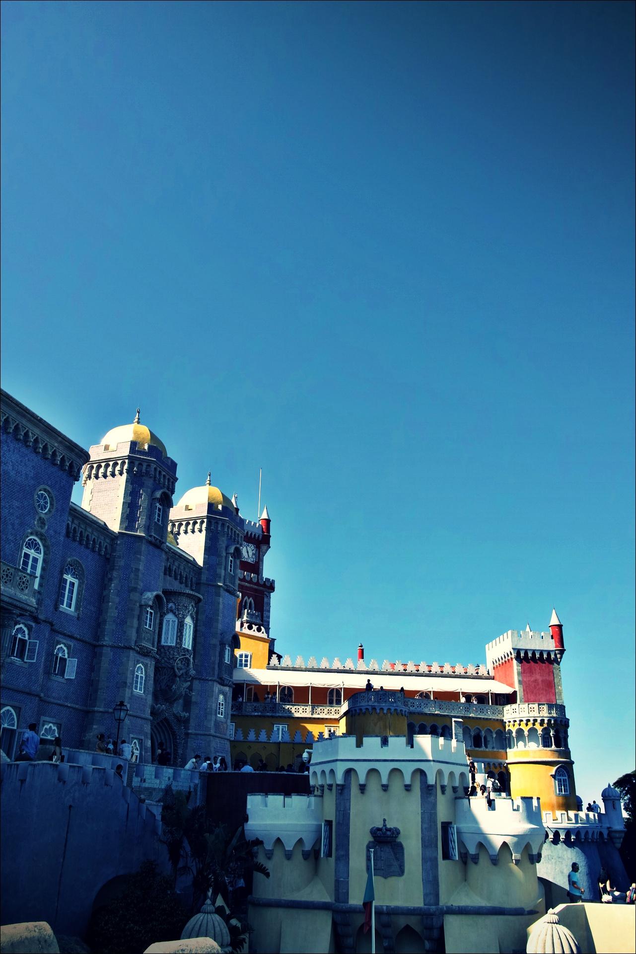성-'페나 성 Parque e Palácio Nacional da Pena'