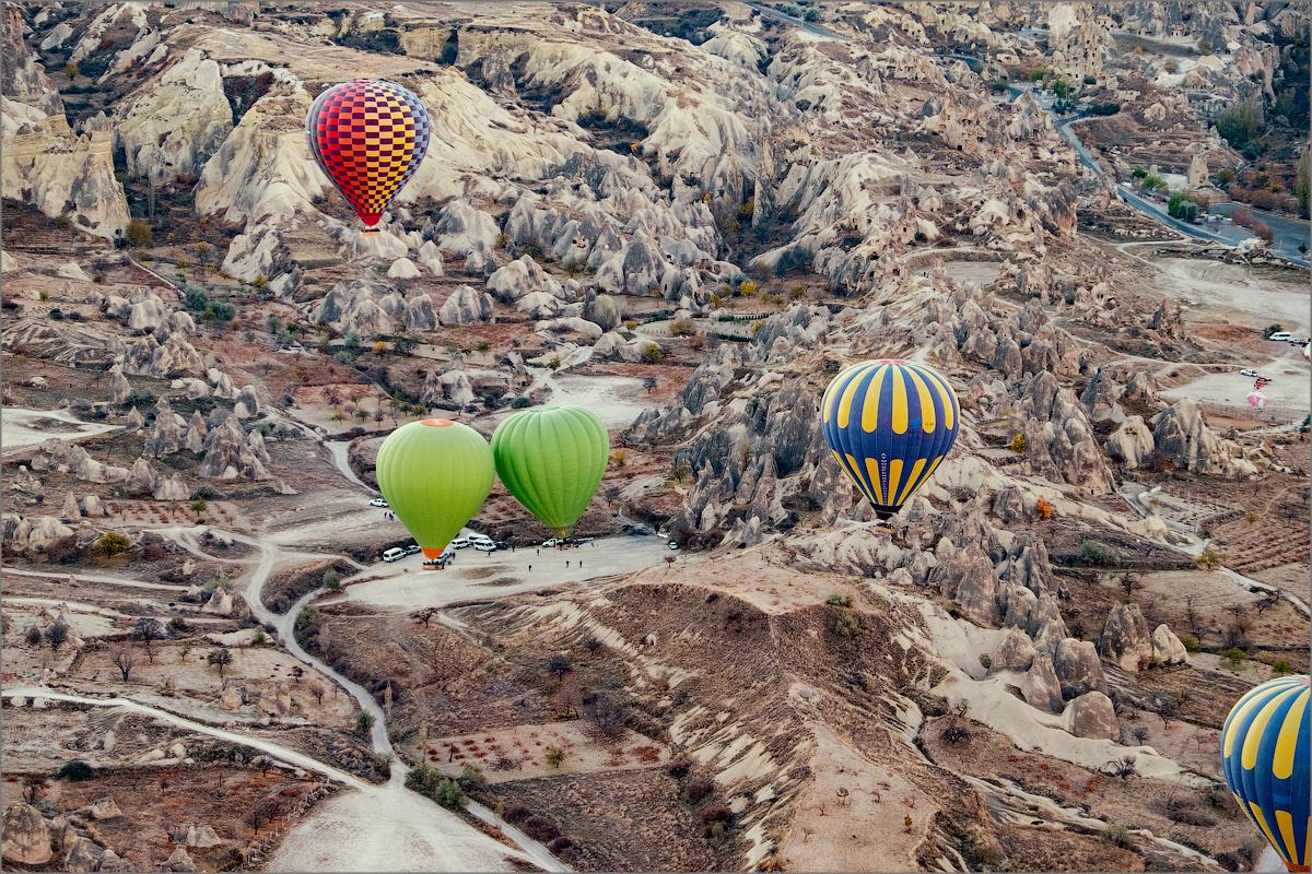 Как делают воздушные шары (видео)