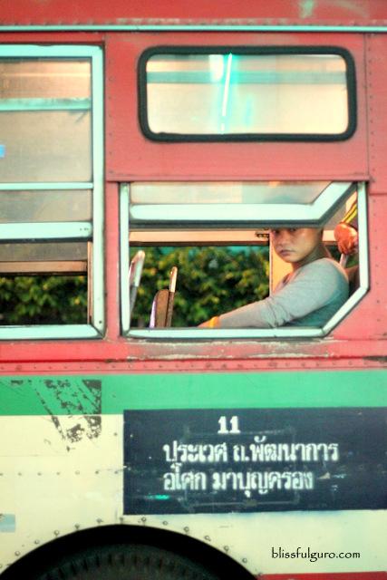 Bangkok Local Bus Thailand