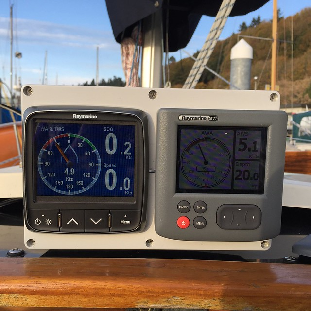 Tired of Broken Gauges (B&G), tired of wasted $s (raymarine)  - Gear