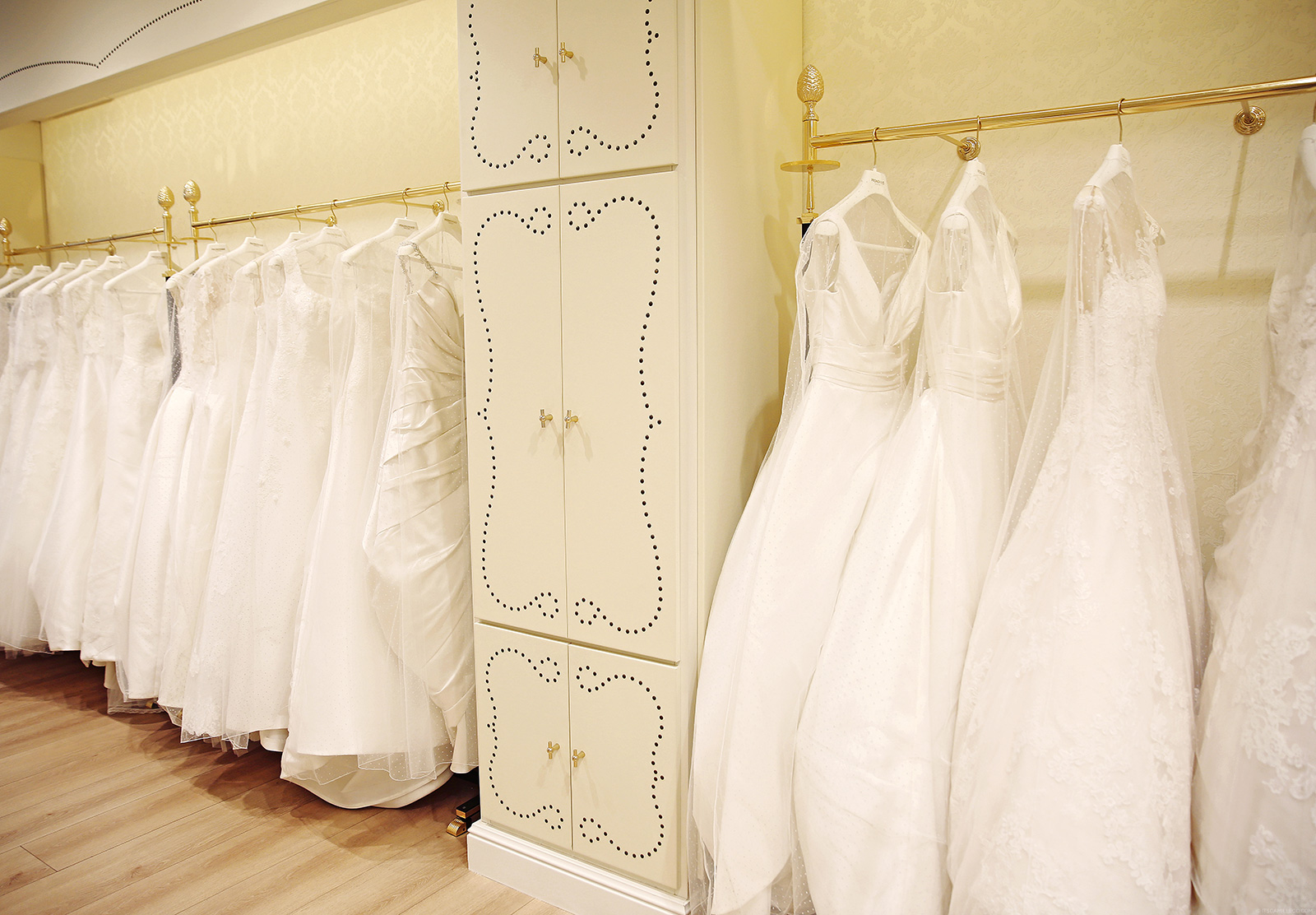 Wedding Dress Hangers 58 Lovely A Visit To Pronovias