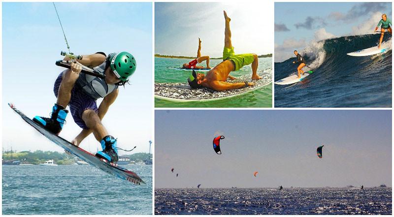 Ripcurl School of Surf Water Activities