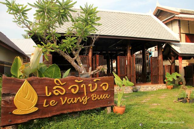 Le Vang Bua Villa Luang Prabang Laos