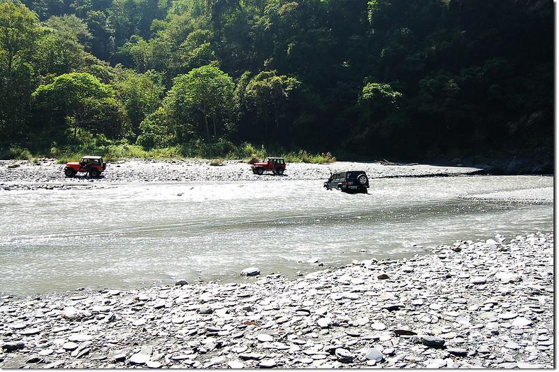 濁水溪河床 4