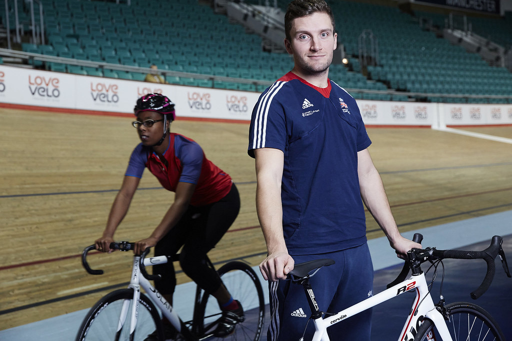 callum-skinner-jools-walker-manchester-velodrome-track-cycling