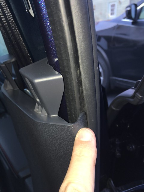 2017 GTI Autobahn Rattle Fixes - GOLFMK7 - VW GTI MKVII
