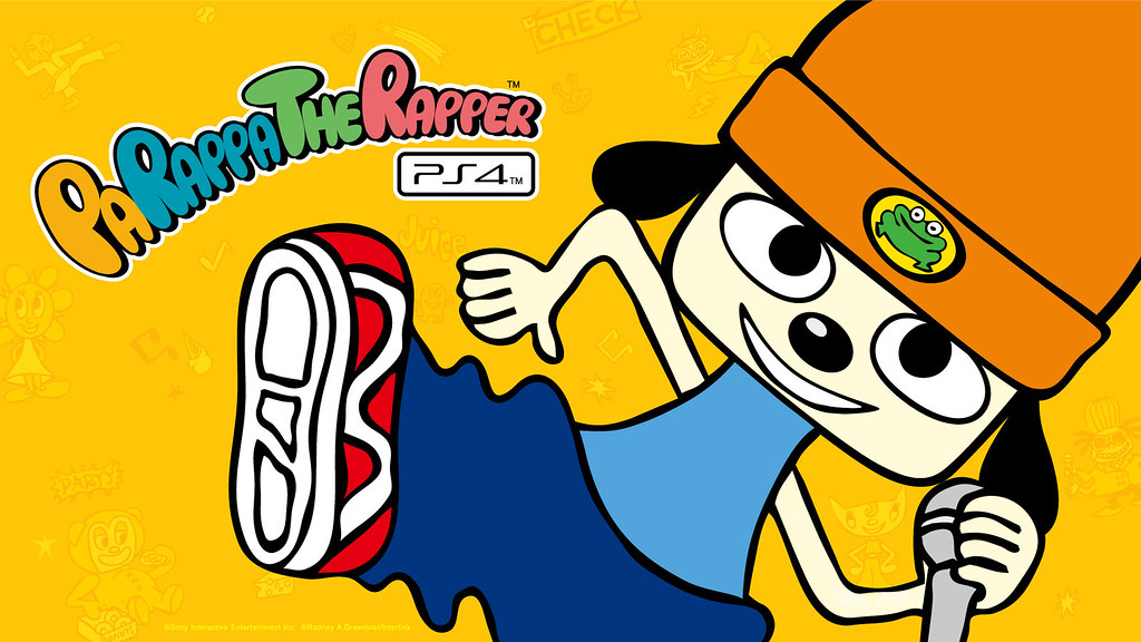 PaRappa the Rapper makes its way to PlayStation™4! Celebrating the title's 20th anniversary, we've got plenty to keep you entertained!