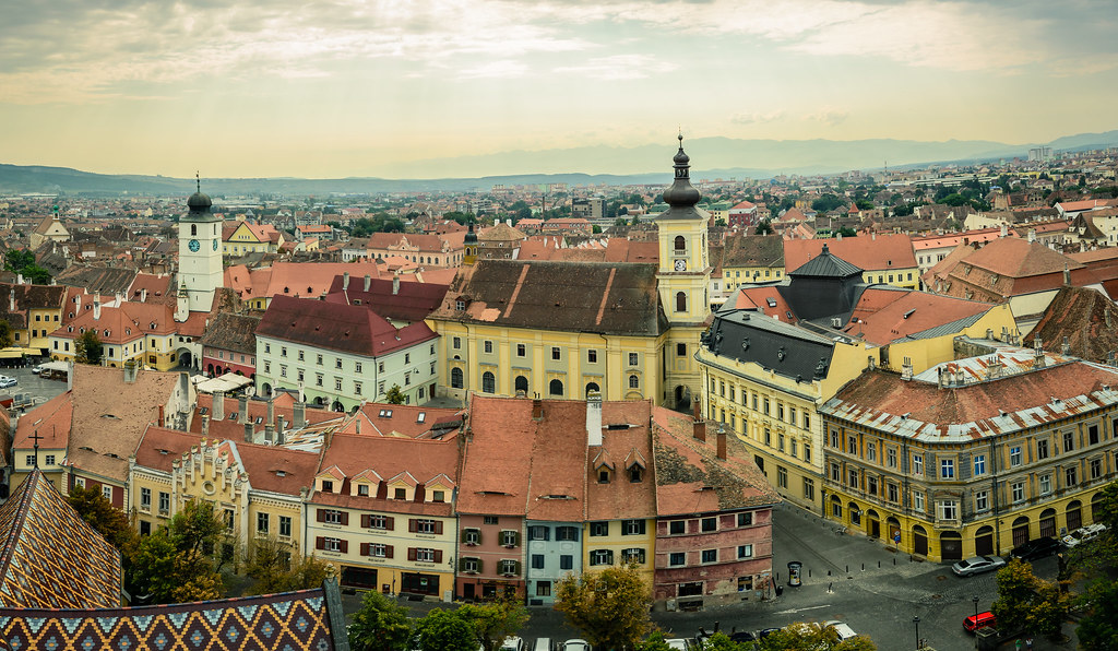 Bekjent romania Sibiu