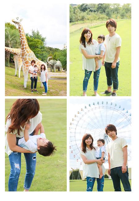 1才のお誕生日記念の写真撮影,モリコロパーク,愛知県長久手市,公園,屋外,出張撮影,ロケーション撮影,全データ