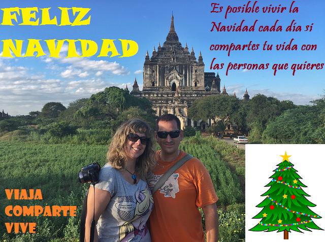 Felicitación de Navidad en El rincón de Sele 2015