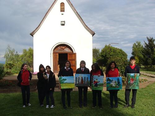 Concurso Pintura In Situ de Acopach 2016