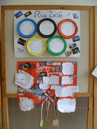 Olympic Games - projektverseny