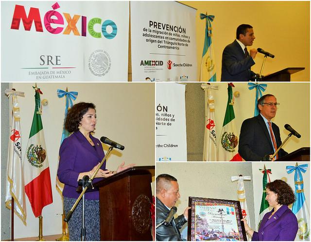 Presentan proyecto para la prevención de la migración no acompañada de niñas, niños y adolescentes