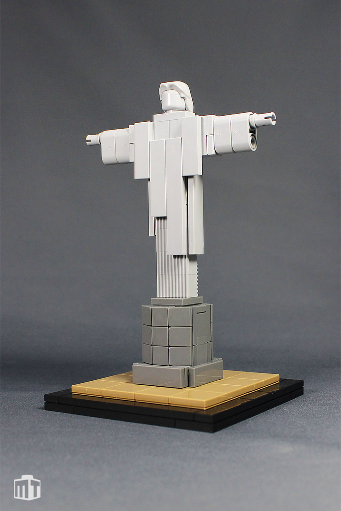 Cristo Redentor Rio Brazil This Is My Microscale