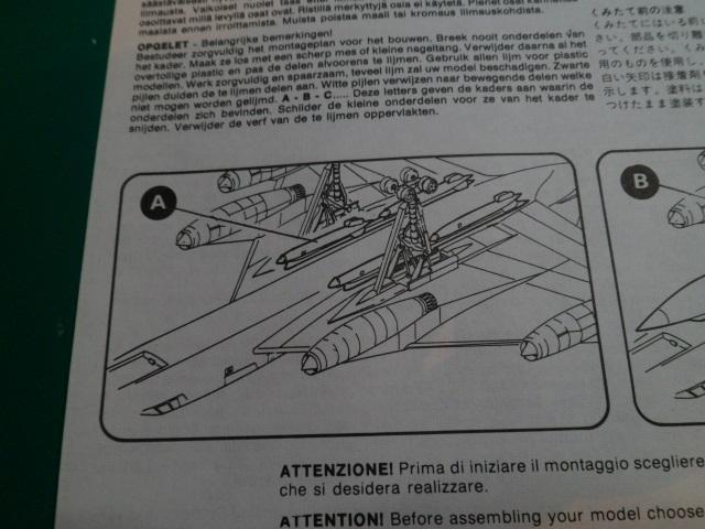 Ouvre-boîte Convair B-58 Hustler [Italeri 1/72] 21362207350_a128546480_o