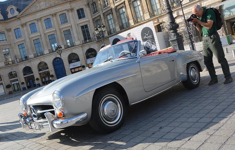 Mercedes 190 SL 1958 -  23828241170_aa893db187_c