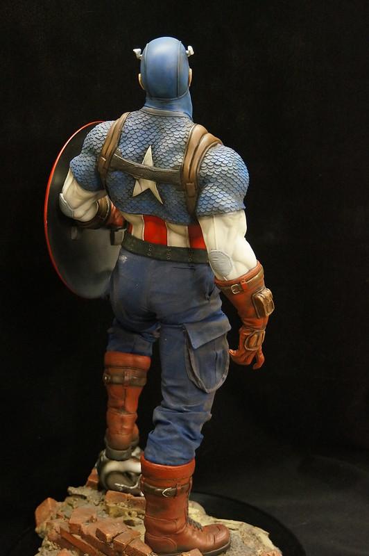 Custom Captain America Premium Format  24101418786_af900191a3_c