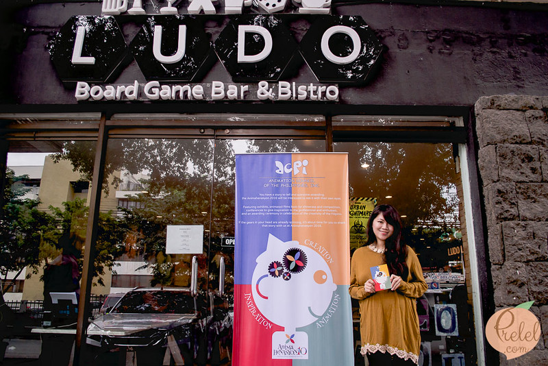 Launching of Animahenasyon 2016, a Celebration of Inspiration, Creation and Animation - media launch at Ludo Board Game Bar & Bistro