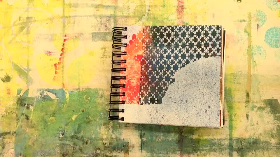Art_Journal_class_with_#amliebstenbunt_6112016