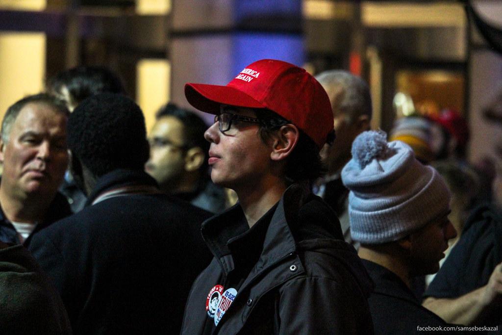 Ночь в Нью-Йорке, когда выбрали Трампа samsebeskazal-7278.jpg