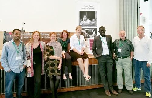 ILRI participants