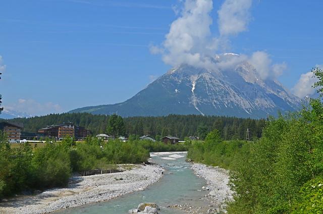 Leutasch Valley, Tirol, Austria