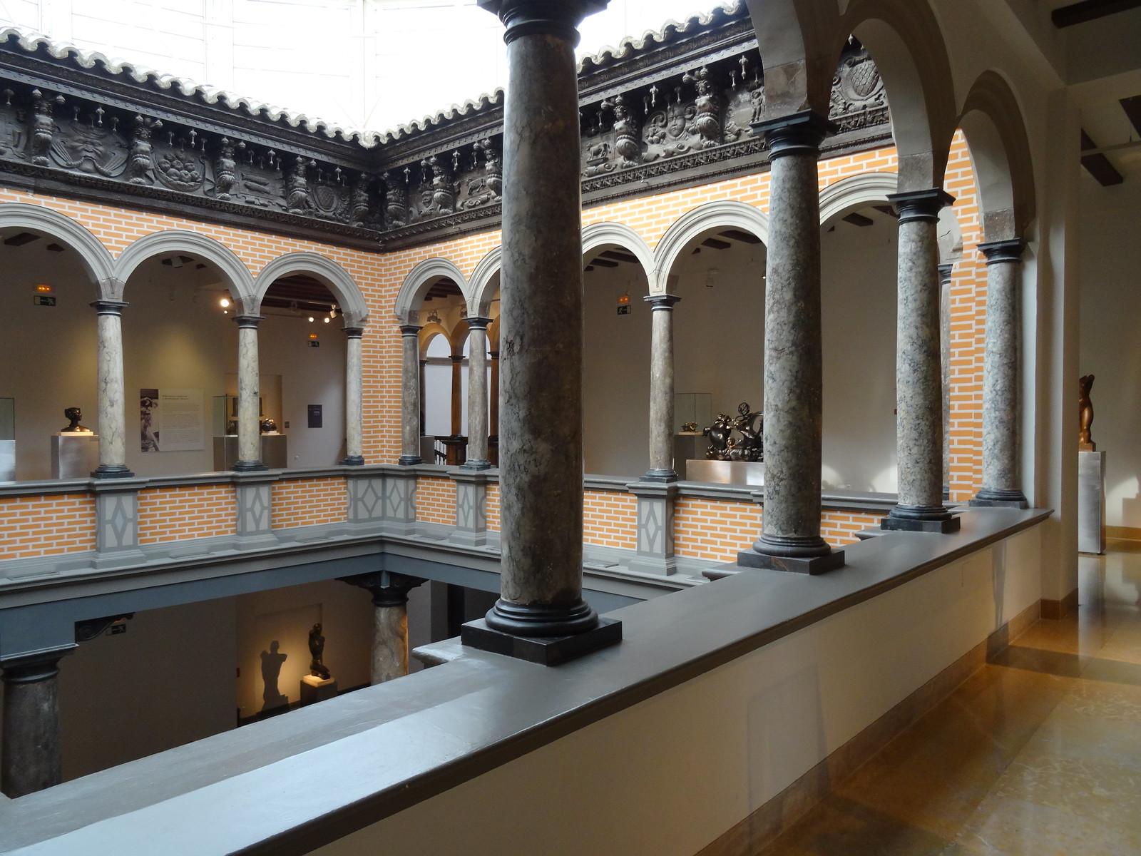Museo Pablo Gargallo (Zaragoza)  Unjubilado