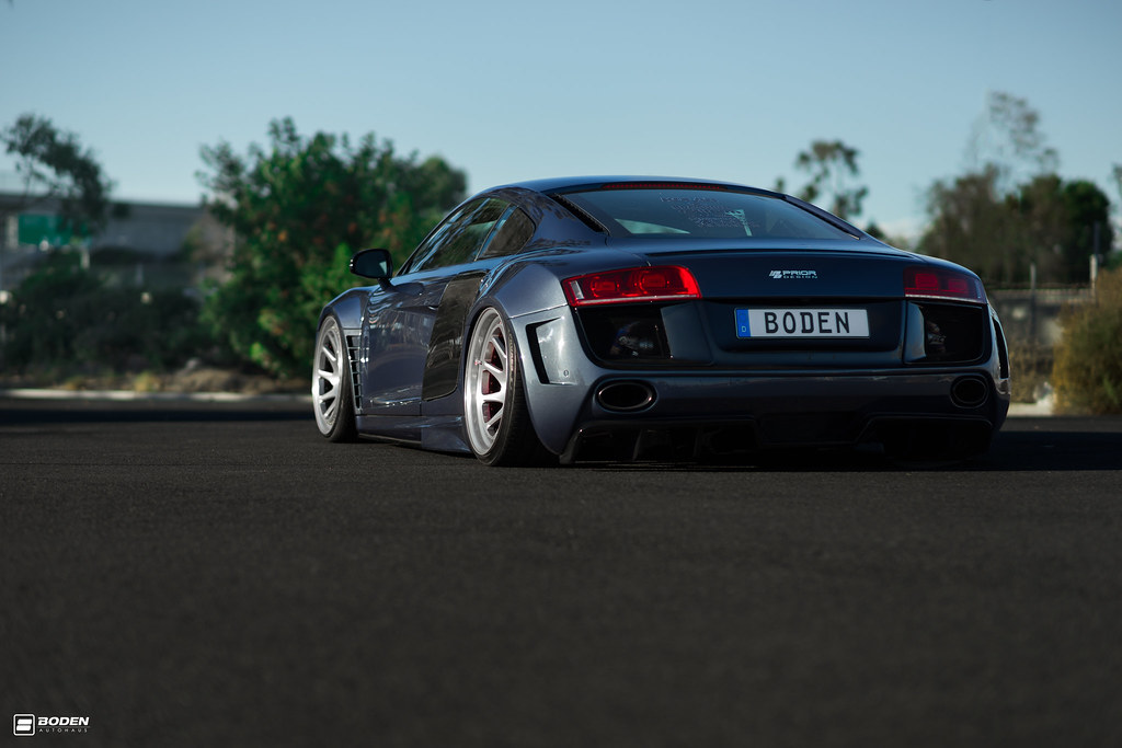 Bagged Audi R8 Bodenr8 Boden Autohaus Www