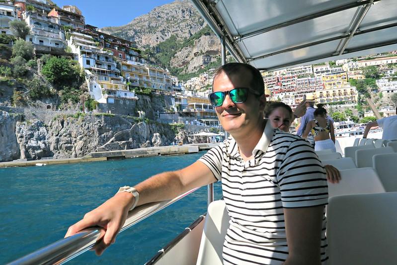 Como se locomover pela Costa Amalfitana