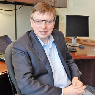Thomas Reedy, MSF '07 Alumni Profile